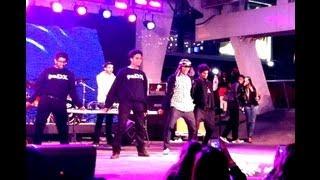 Arjun LIVE at Desi Fest 2013 (feat. paraDOX) - Run Away & Why This Kolaveri Di