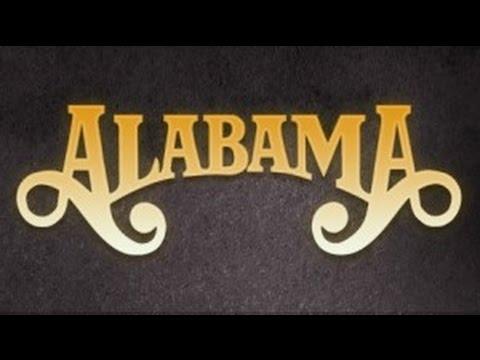Alabama - Feels So Right (Lyrics on screen)