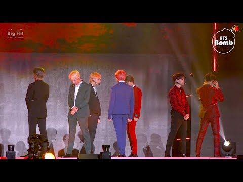Bangtan Bomb Idol Special Stage Bts Focus 2018 Soba Awards Bts 방탄소년단
