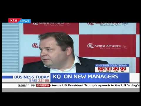 Kenya Airways CEO defends move to hire Polish managers