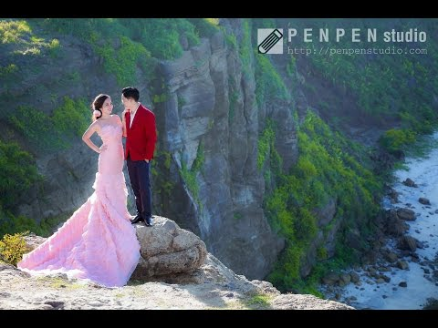 Video clip cưới đảo Lý Sơn, resort intercontinental