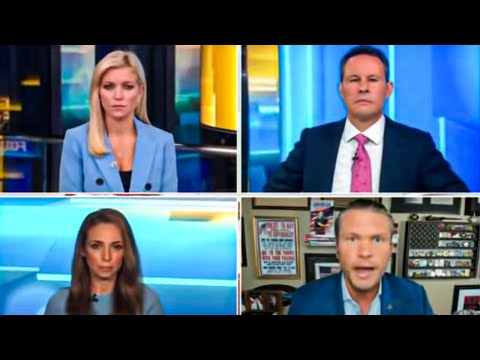 Fox & Friends Panel SUPER Bummed There Won't Be Anymore Rallies