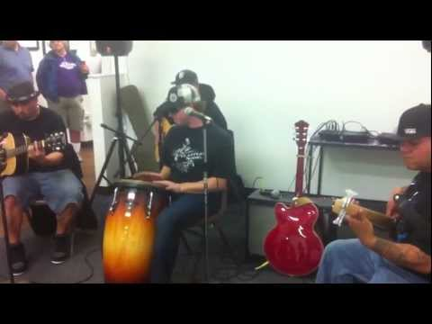 Wasted Noise His Song (Acoustic Set)