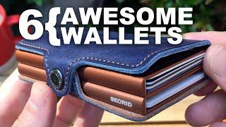 6 BEST Wallets for Men - Secrid, Fantom, Dynomighty. Wallet Review