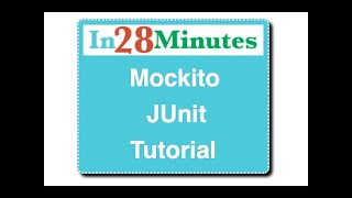 Mockito Tutorial : Java Mock Framework with JUnit and Spring