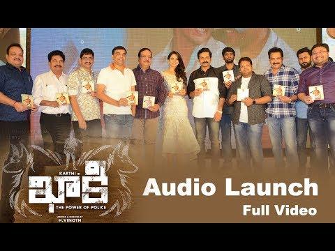 Khakee Movie Audio Launch Event