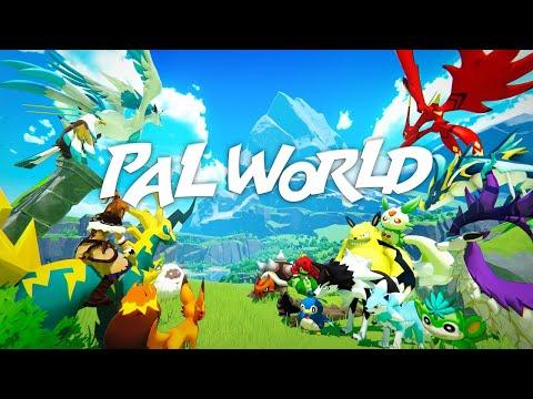 Trailer d'annonce de Palworld