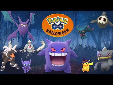 Spooky Pokemon Sableye, Banette, and Others Arrive Tomorrow