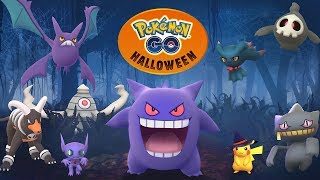 Banette  - (Pokémon) - Pokémon GO - Spooky Pokémon Sableye, Banette, and Others Arrive in Pokémon GO!