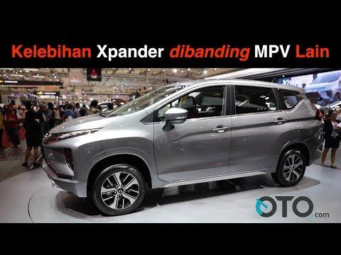 Kelebihan Xpander dibanding MPV Lain I OTO.com