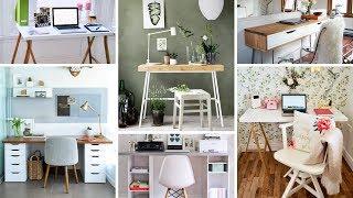 20 Gorgeous IKEA Desk Hacks You Will Love!