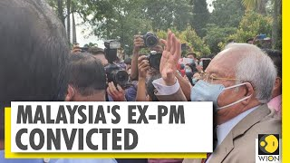 Malaysia's Former PM Najib Razak convicted by court in graft case  Najib faces seven charges of criminal breach of trust, money laundering and abuse of power for allegedly illegally receiving nearly $10 million from former 1Malaysia Development Berhad (1MDB )  #Malayisia #MalaysiaCase #WION  About Channel:   WION -The World is One News, examines global issues with in-depth analysis. We provide much more than the news of the day. Our aim to empower people to explore their world. With our Global headquarters in New Delhi, we bring you news on the hour, by the hour. We deliver information that is not biased. We are journalists who are neutral to the core and non-partisan when it comes to the politics of the world. People are tired of biased reportage and we stand for a globalised united world. So for us the World is truly One.   Please keep discussions on this channel clean and respectful and refrain from using racist or sexist slurs as well as personal insults.  Subscribe to our channel at https://goo.gl/JfY3NI Check out our website: http://www.wionews.com Connect with us on our social media handles: Facebook: https://www.facebook.com/WIONews Twitter: https://twitter.com/WIONews  Follow us on Google News for latest updates  Zee News:- https://bit.ly/2Ac5G60 Zee Bussiness:- https://bit.ly/36vI2xa DNA India:- https://bit.ly/2ZDuLRY WION: https://bit.ly/3gnDb5J Zee News Apps : https://bit.ly/ZeeNewsApps