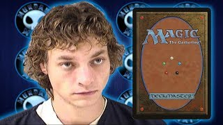 Man stabs friend after argument over MAGIC: THE GATHERING