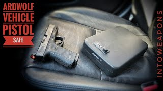 Reviewing the Ardwolf GS51 Portable Pistol Safe!
