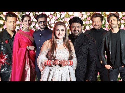 Ranveer Deepika, Karan Johar, Salim Sohail, Kartik