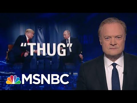 How Trump And Sanders Respond To Putin's Help | The Last Word | MSNBC