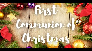 Christmas Eve Midnight Communion
