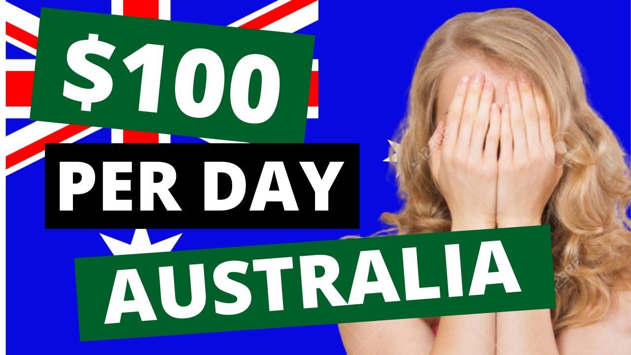How To Earn Money Online in Australia Free Of Charge 2021 (Earn Money Online Australia) thumbnail