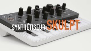 Modal Electronics SKULPT SYNTHESISER - Video