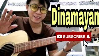 Dinamayan by 6cyclemind Chords (Guitar Tutorial)