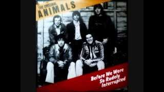 THE ANIMALS -  As The Crow Flies