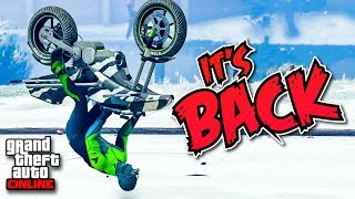 Never Fall Off Glitch Returns! | Stick To The Seat Of Your Oppressor | GTA Online 1.42