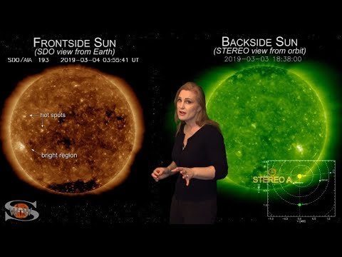 Solar Storm Forecast - March 06, 2019 at 09:51PM