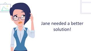 Be a Jane - Corporate Communications Hero