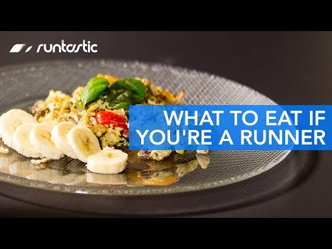 Video What to Eat Before & After Running a 10K - Part 6 (Runtastic & RUN 10 FEED 10)