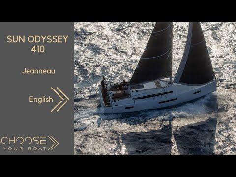 Jeanneau Sun Odyssey 410 video