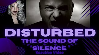 "DISTURBED ""THE SOUND OF SILENCE"" / REACTION!!!"