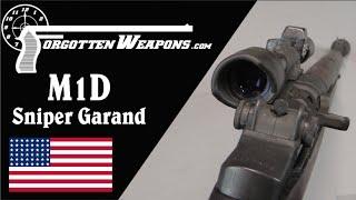M1D Garand Sniper