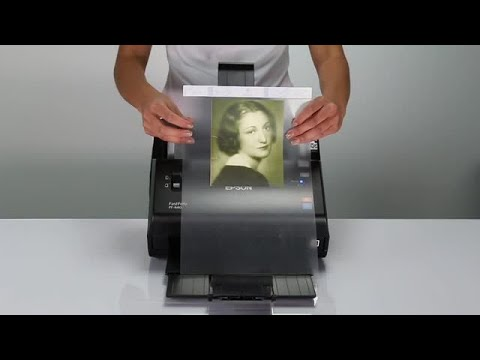 Scanning Special Photos