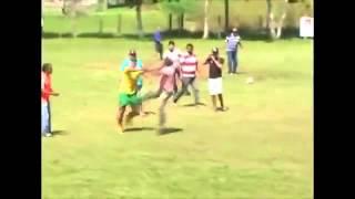 UFC ou futebol? Jogo no Acre termina em briga