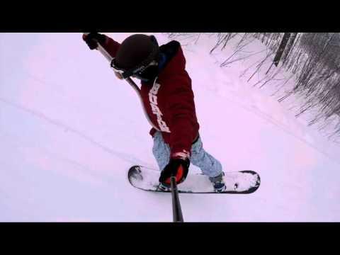 Видео: Видео горнолыжного курорта Олимпик Парк в Башкортостан