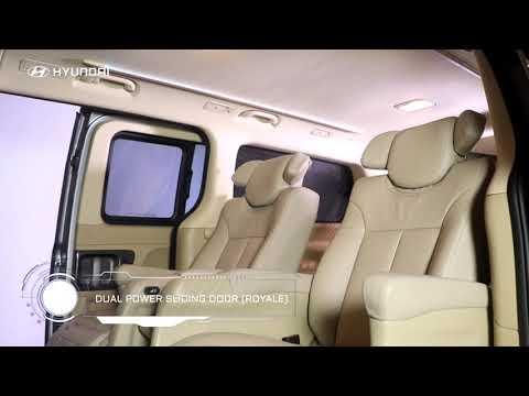 Hyundai  H1 Минивен класса M - рекламное видео 2