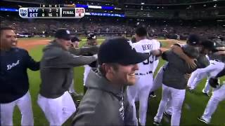 2012/10/18 Tigers headed to World Series