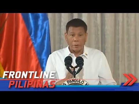 [News5]  Duterte, suportado si Rep. Romualdez sakaling tumakbong VP sa 2022