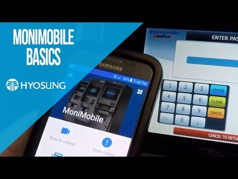 MoniMobile - a new tool that helps ATM operators cut costs