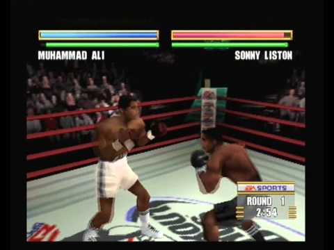 knockout kings 2000 sony playstation rom