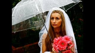 Alanis Morissette - Ironic - (Ironic lyrics on screen) It's Like Rain on Your Wedding Day