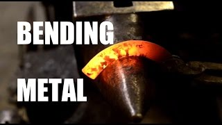 Bending Metal the Hard Way: How to Bend Steel Flat Bar