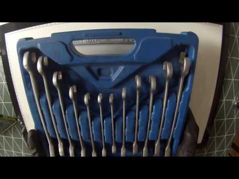 Schrauber Werkzeuge Empfehlung: Episode 1 Ringratschenschlüssel / Ratschenschlüssel