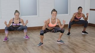 10-Minute Cardio Jump Workout to Burn Major Calories | Class FitSugar by POPSUGAR Fitness