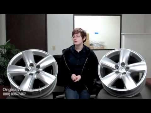 GS 430 Rims & GS 430 Wheels - Video of Lexus Factory, Original, OEM, stock new & used rim Co.