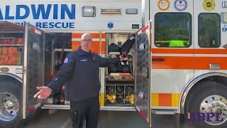Paramedic Rescue Truck – Baldwin EMS