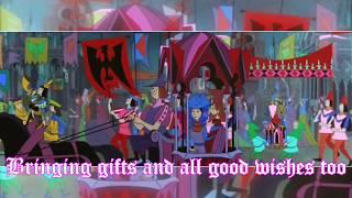 Sleeping Beauty ~ Hail To The Princess Aurora (KARAOKE Instrumental)