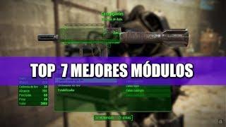 FALLOUT 4 | TOP 7 MEJORES MÓDULOS PARA ARMAS
