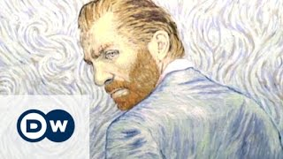 Van Gogh's paintings animated 2