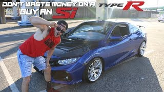 What Its ACTUALLY Like To Own A Civic Si